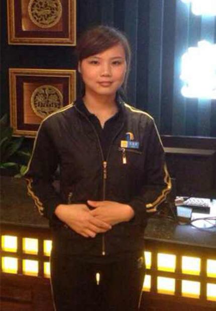 蒙城优秀技师梁汉琴