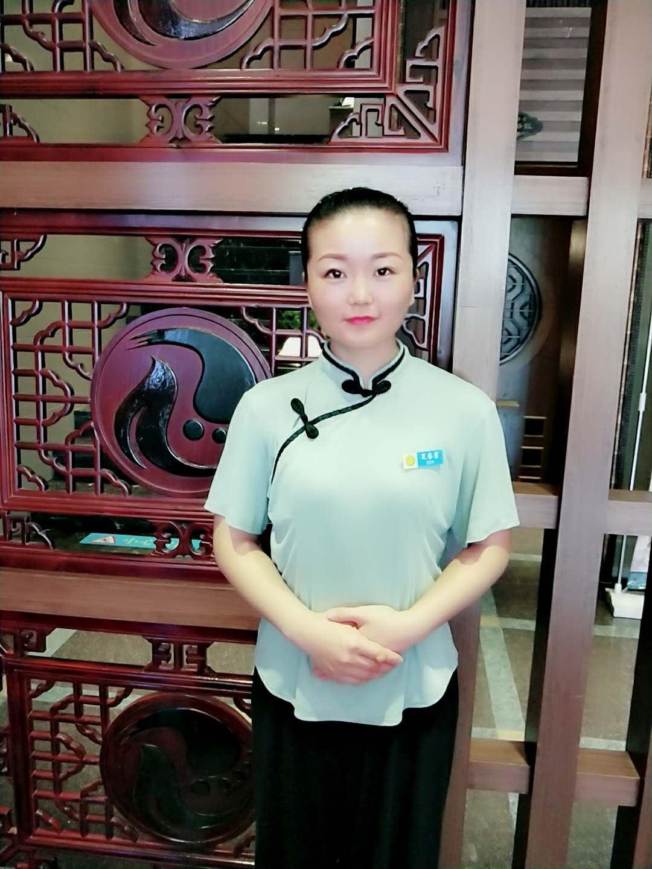 优秀保健师李峰峰