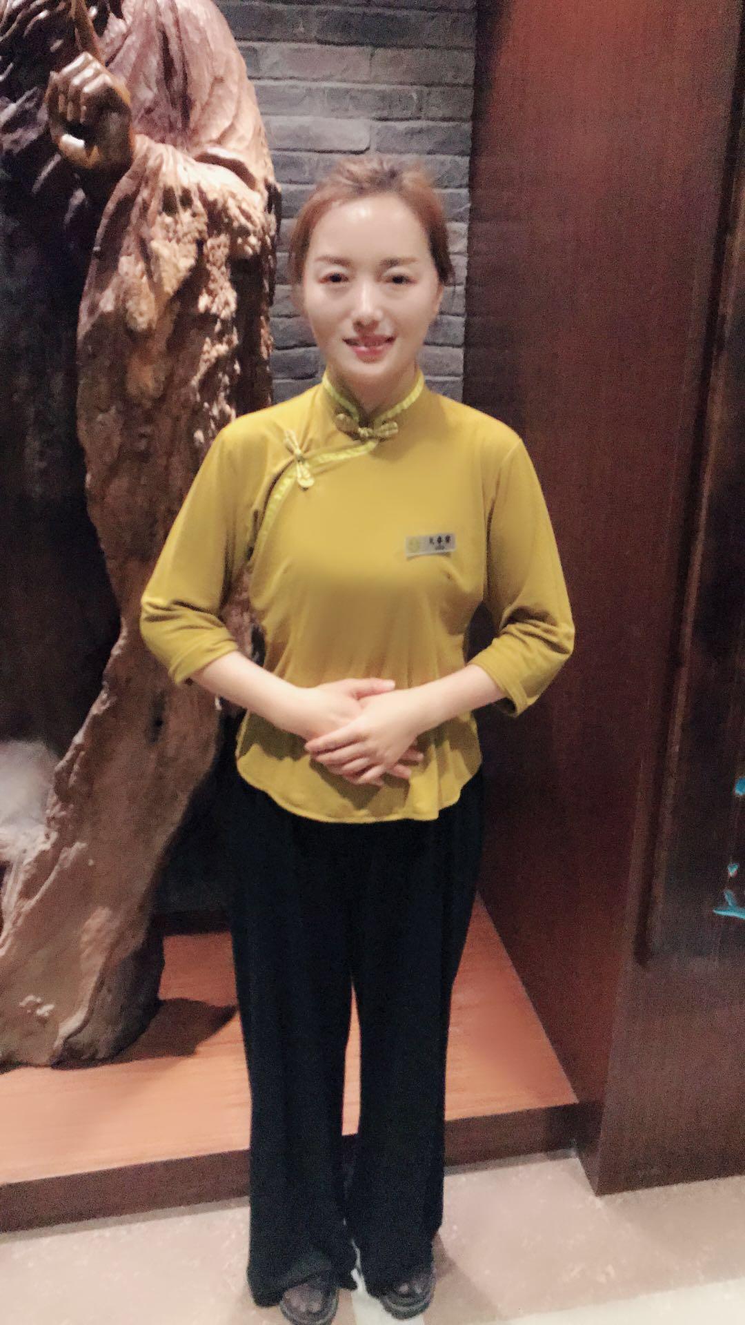 优秀保健师李翠红