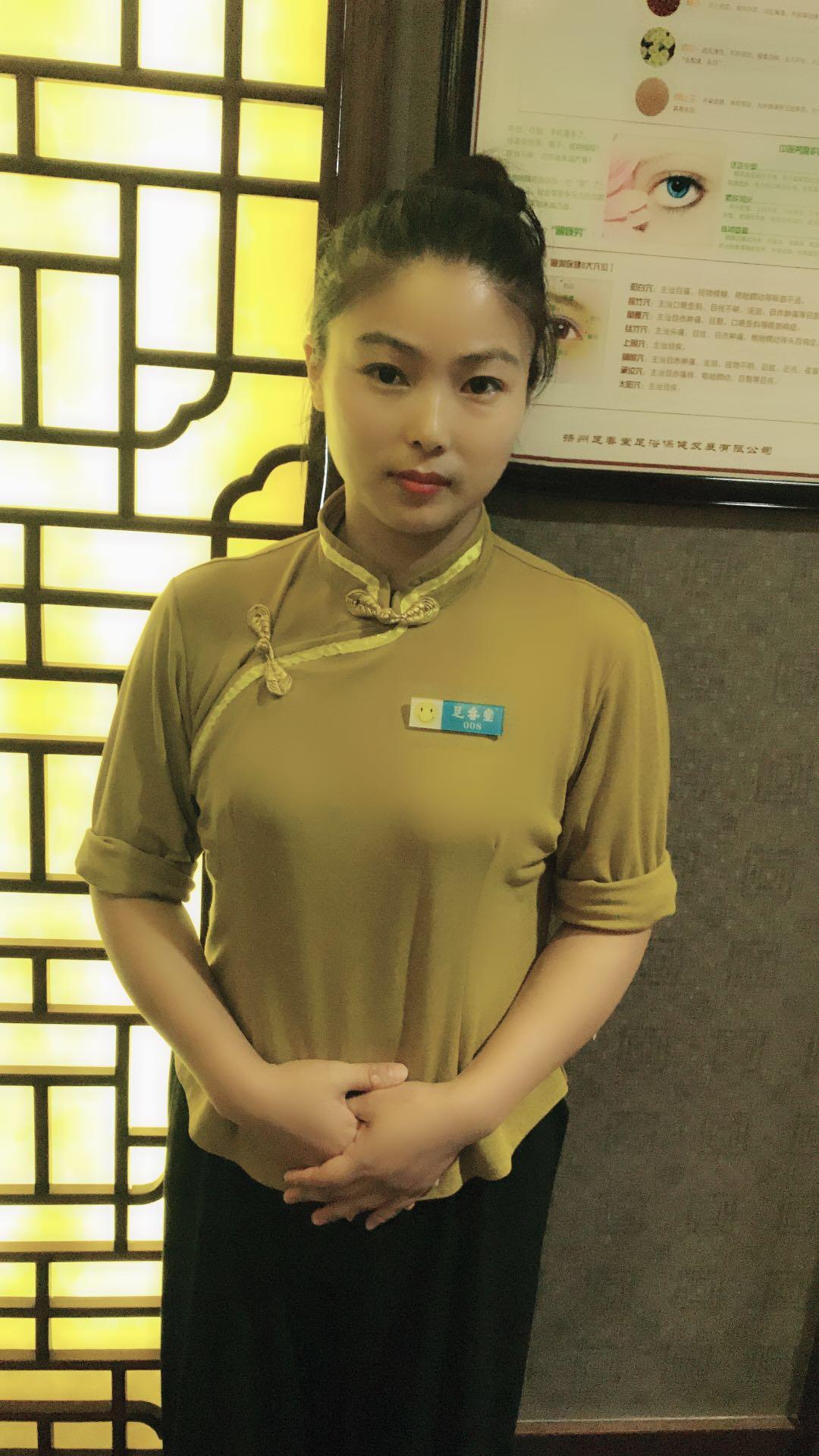 优秀保健师刘必珍